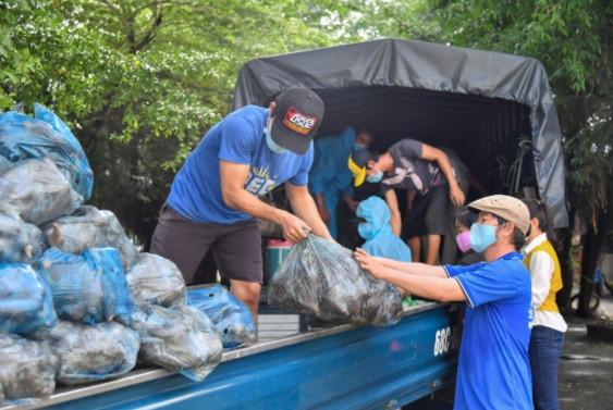 Kiên Giang: Hỗ trợ 8 tấn lương thực, thực phẩm thiết yếu tại thành phố Hồ Chí Minh