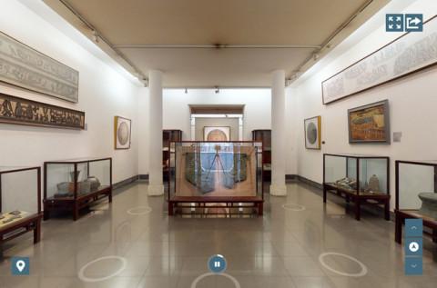 Tham quan trực tuyến 3D Tour tại Bảo tàng Mỹ thuật Việt Nam