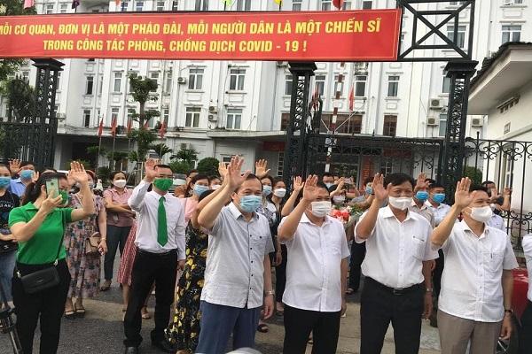 Lãnh đạo tỉnh, lãnh đạo ngành y tế tin tưởng rằng các thành viên trong Đoàn công tác sẽ nỗ lực phối hợp cùng ngành Y tế Hồ Chí Minh thực hiện tốt công tác chăm sóc và điều trị cho bệnh nhân COVID-19.