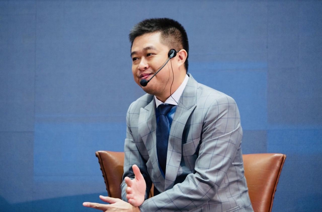 CEO 1Office Lê Việt Thắng . Nguồn: Internet