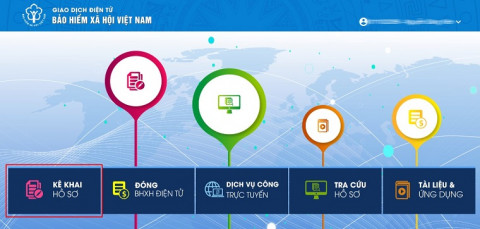 Cách đăng ký online nhận lương hưu qua tài khoản ngân hàng cá nhân