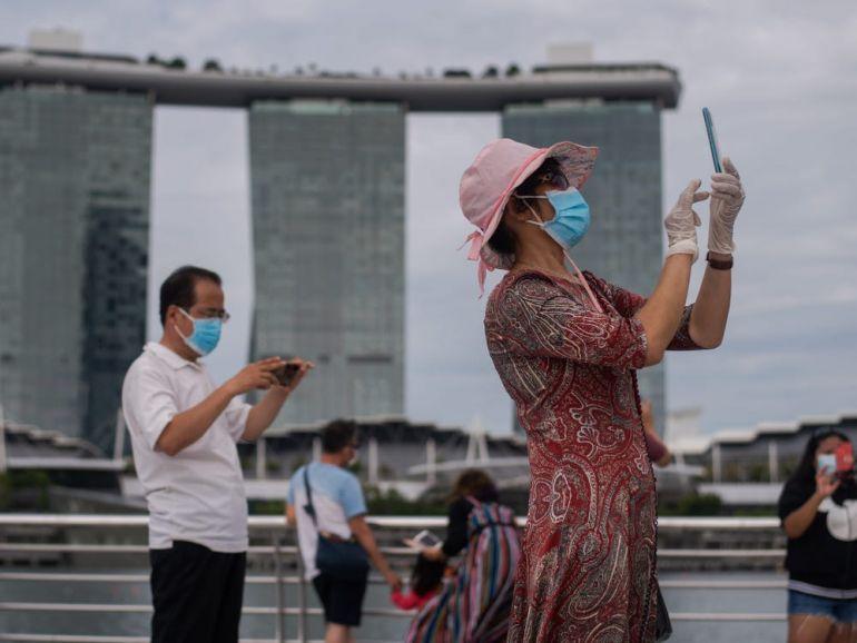 Singapore đã đi từ tỷ lệ tiêm chủng 31% lên tỷ lệ tiêm chủng 80% chỉ trong vòng chưa đầy 3 tháng