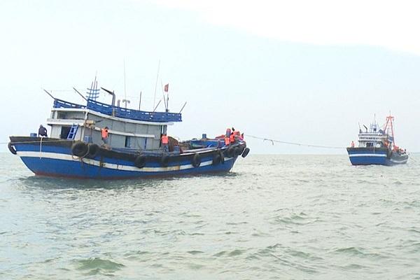 Hà Tĩnh siết chặt tuyến biển, ngăn dịch COVID-19