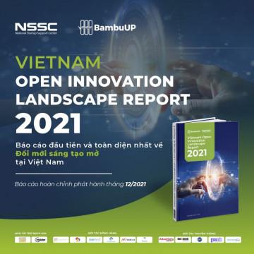 """Dự án Phát hành Báo cáo """"Toàn cảnh Đổi mới sáng tạo mở Việt Nam 2021"""" chính thức được khởi động"""