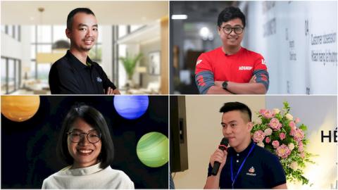 Bí quyết thành công của 4 startup Việt lọt vào danh sách Forbes châu Á