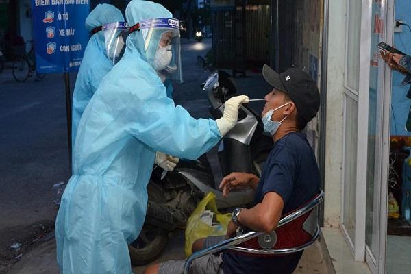 H uyện Nga Sơn đang nỗ lực truy vết, khoanh vùng các F1, F2 và F3 để phòng dịch bệnh lây lan