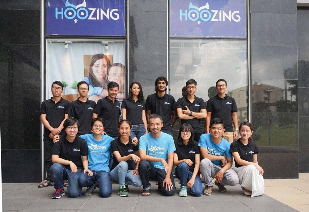 Đội ngũ Hoozing