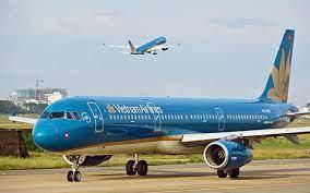 Vietnam Airlines công bố vừa thử nghiệm thành công chuyến bay đầu tiên ứng dụng hộ chiếu sức khỏe điện tử