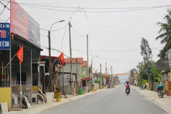 Hậu Lộc (Thanh Hóa): Giãn cách xã hội theo Chỉ thị 15 trên địa bàn toàn huyện