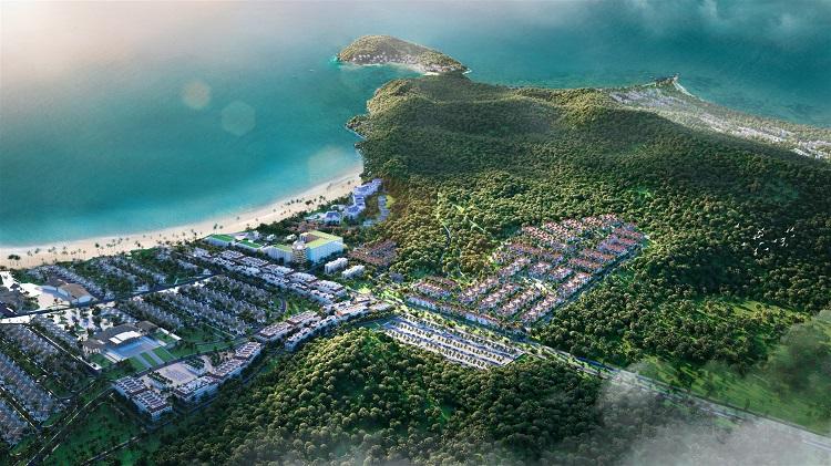 Sun Tropical Village là mảnh ghép mới của quần thể Bãi Kem, Nam Phú Quốc. (Ảnh mang tính minh họa)