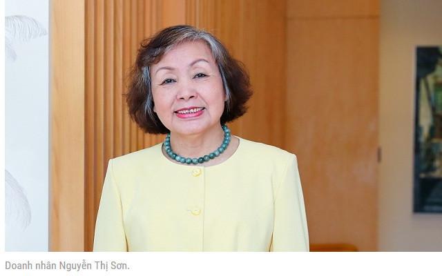 Một đời làm doanh nhân lắm thăng trầm của nữ doanh nhân Nguyễn Thị Sơn