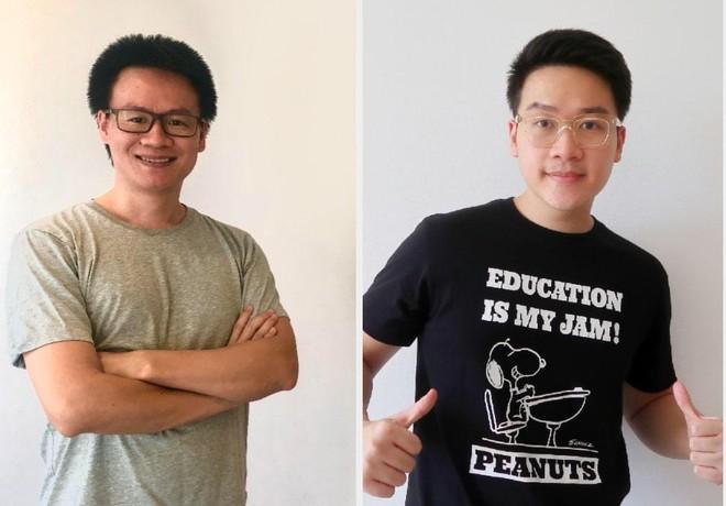 Chân dung 2 nhà sáng lập ý tưởng dạy thêm mùa dịch vừa nhận rót vốn 1,5 triệu USD