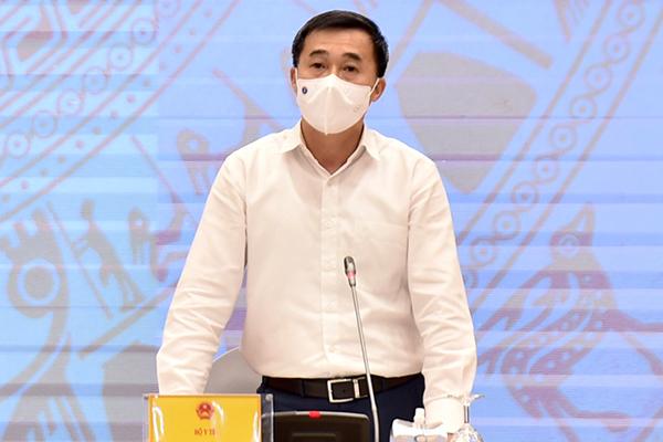 Thứ trưởng Bộ Y Tế Trần Văn Thuấn