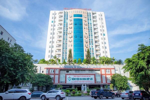 Bệnh viện Đa khoa Hợp Lực thành lập bệnh viện dã chiến điều trị Covid-19