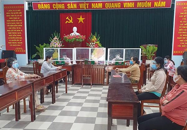 Dấu ấn cuộc hành trình tín dụng chính sách ở Bình Định