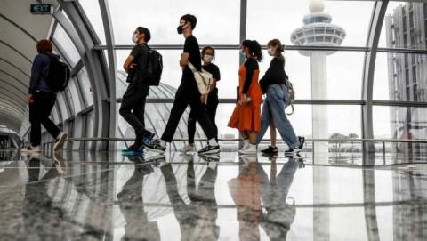 Làn xanh du lịch dành cho người được tiêm phòng của Singapore chính thức được mở ra