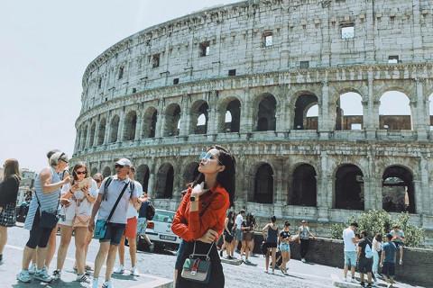 Bức tranh ngành du lịch châu Âu mùa hè 2021
