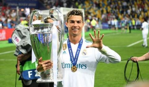 5 kỷ lục độc đáo của cầu thủ Cristiano Ronaldo
