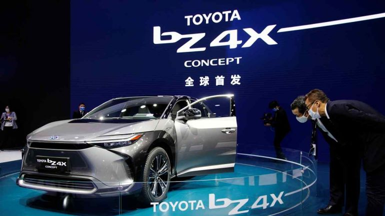 Toyota đầu tư 13,6 tỷ USD vào pin cho xe điện và xe hybrid