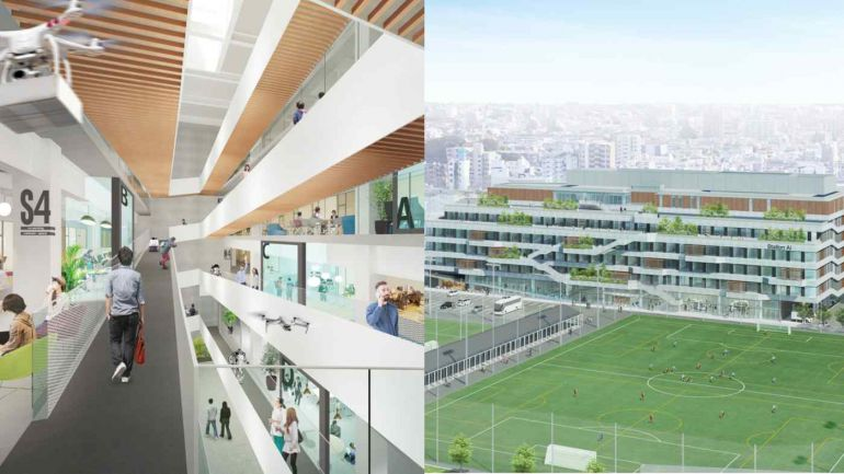 SoftBank xây dựng trung tâm ươm tạo khởi nghiệp tại tỉnh Aichi của Nhật Bản