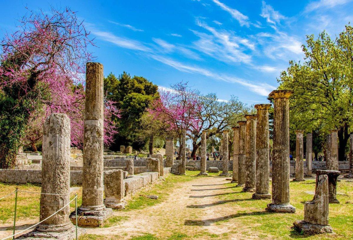 Thánh địa Olympia có gì đặc biệt?