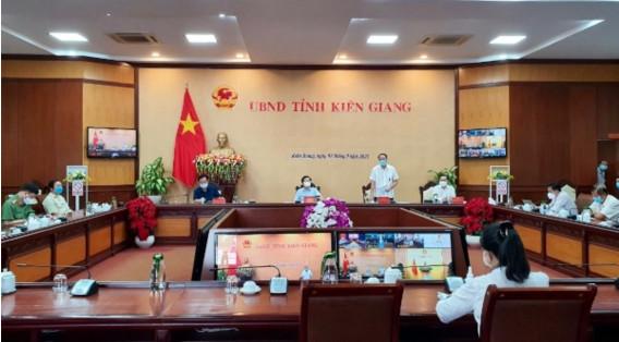 Kiên Giang chấm dứt tình trạng tàu cá vi phạm khai thác IUU vào cuối năm 2021