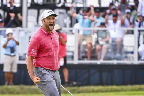 """Jon Rahm đoạt danh hiệu """"Golfer xuất sắc"""""""