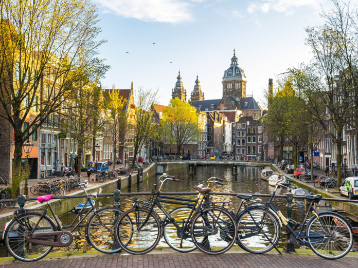 Amsterdam mộng mơ của Hà Lan