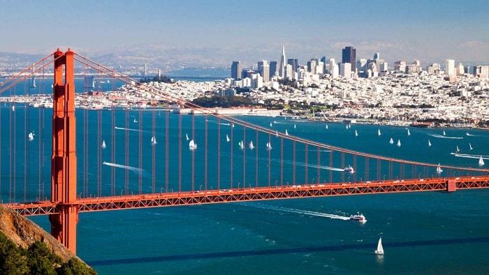 Cây cầu trứ danh làm nên hình ảnh của San Francisco