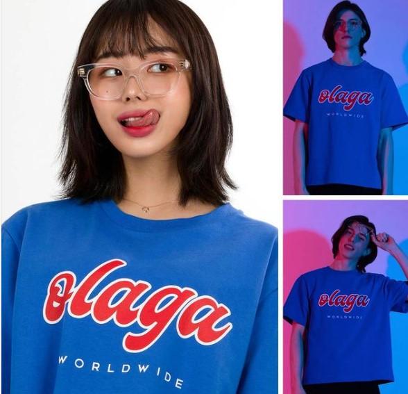 thương hiệu Olaga