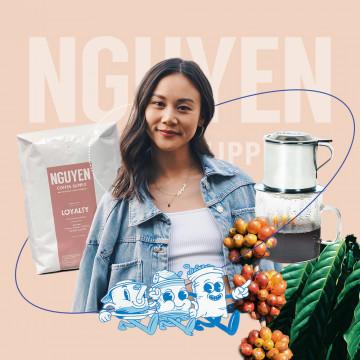 Sarah Nguyen - cô gái gốc Việt & tham vọng làm giàu cho nông dân Việt Nam từ hạt cà phê