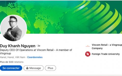 Chân dung Tân Phó Tổng Giám đốc 9X Vincom Retail