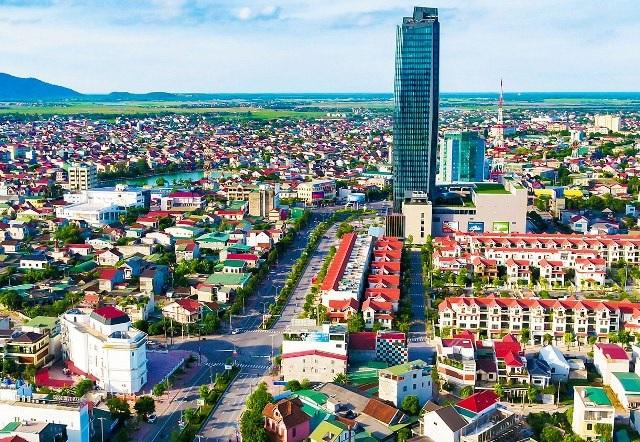 """Những """"điểm nhấn"""" chiến lược trong Quy hoạch tỉnh Hà Tĩnh thời kỳ 2021-2030, tầm nhìn đến năm 2050"""