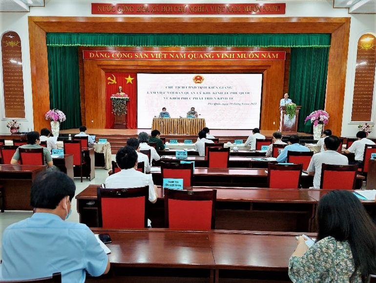 Phú Quốc: Kịp thời tháo gỡ khó khăn cho doanh nghiệp