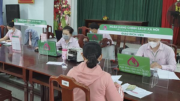 Dấu ấn tín dụng chính sách trên vùng nắng gió Ninh Thuận
