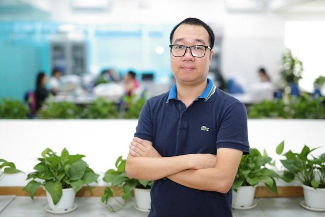 Hoàng Tuấn Anh, sáng lập, CEO Vua Nệm. Nguồn: Internet