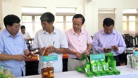 Phú Thọ: Tích cực nâng cao chất lượng sản phẩm OCOP