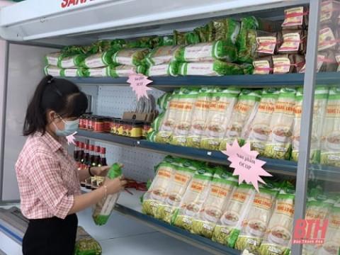 Nông Cống (Thanh Hóa): Nâng cao chất lượng các sản phẩm OCOP