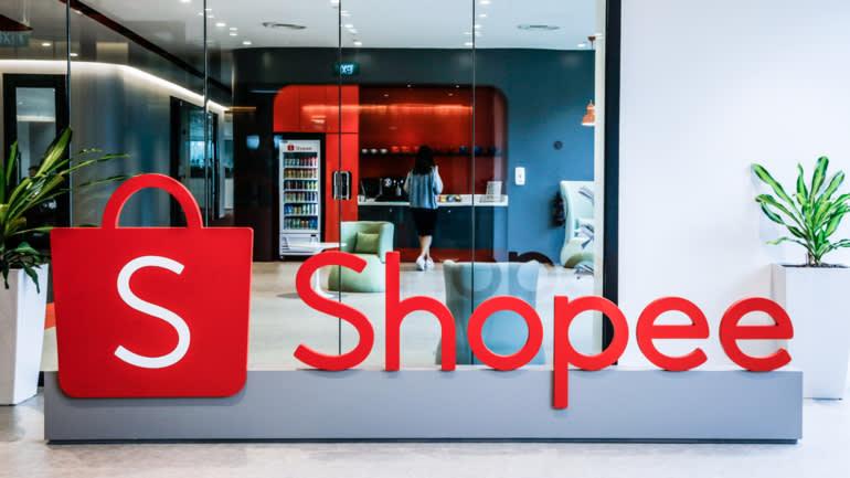 Shopee, thương hiệu thương mại điện tử của Sea của Singapore, là một trong những câu chuyện thành công ở Đông Nam Á đang thu hút các nhà đầu tư vào khu vực. © Reuters