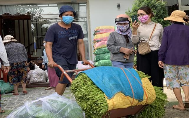Những người ở trọ, lao động tự do Quảng Ngãi tại TP. Hồ Chí Minh sẽ được về quê hương