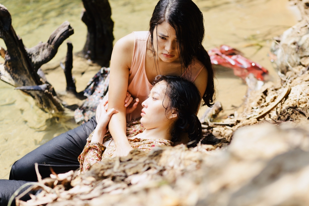 Cảnh trong phim Truyền thuyết về Quán Tiên