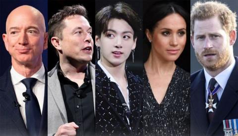 BTS Jungkook vào danh sách Những người có ảnh hưởng nhất thế giới bởi sức mạnh thương hiệu