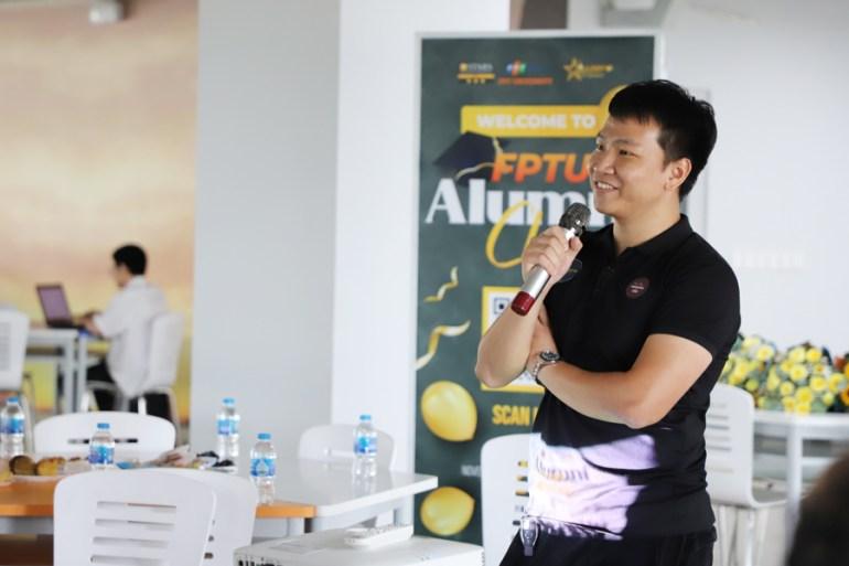 CEO Nguyễn Thế Vinh. Nguồn: Internet