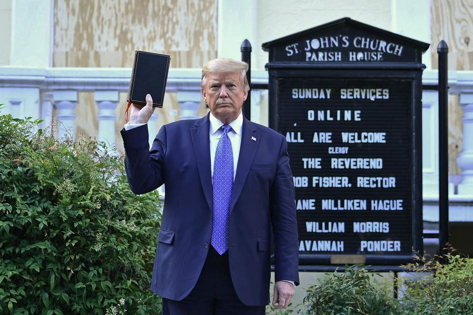 Cựu Tổng thống Hoa Kỳ Donald Trump (Nguồn: GETTY IMAGES)