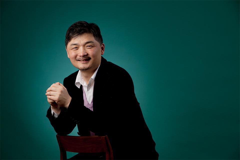 Kim Beom-su , người sáng lập kiêm chủ tịch Kakao