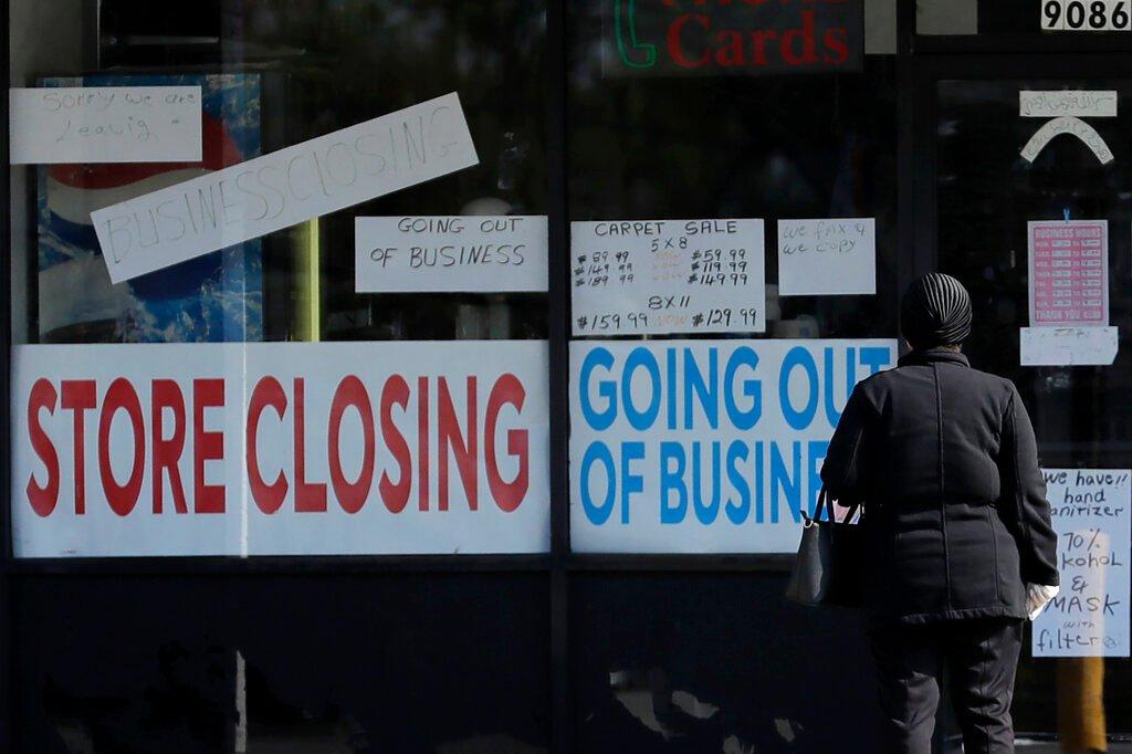 Trước ảnh hưởng của đại dịch, nhiều doanh nghiệp phải thích nghi hoặc đóng cửa