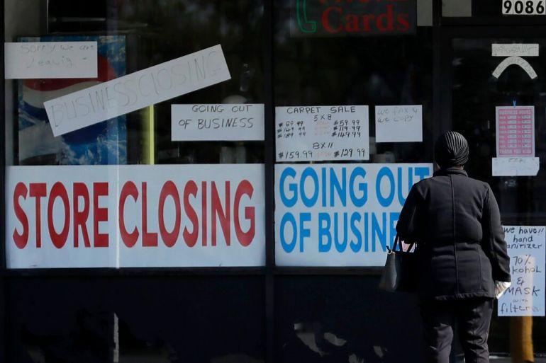 Các doanh nghiệp ở trung tâm thành phố lớn trên thế giới đương đầu với thực tế mới