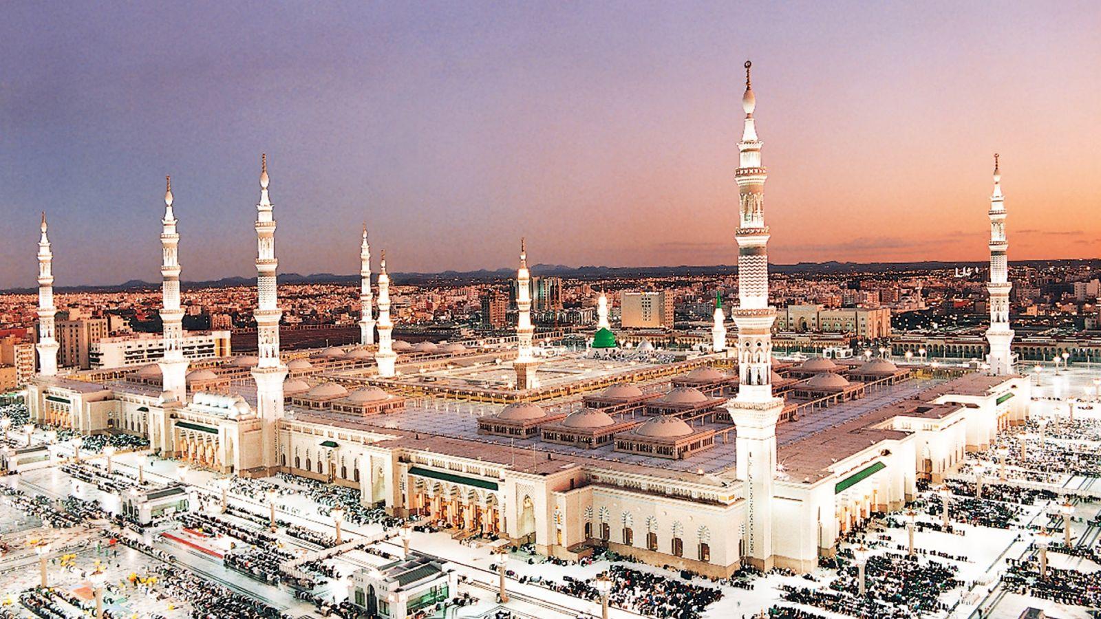 Những điểm du lịch hấp dẫn ở Saudi Arabia