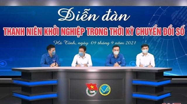 Hà Tĩnh: Kế hoạch và thể lệ Cuộc thi Ý tưởng khởi nghiệp sáng tạo năm 2021