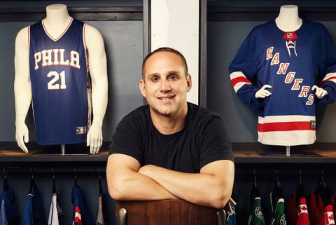 Michael Rubin biến công ty buôn bán đồ thể thao Fanatics thành một đế chế trị giá 18 tỷ USD